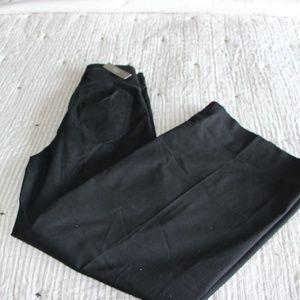 J. Crew Wide Leg Trouser